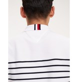 Tommy Hilfiger th 09743 breton stripe polo slim