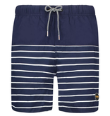 Shiwi zwemshort streep blauw