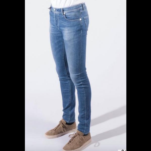 jeans D375 light leonardo
