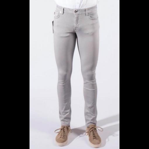 Tramarossa jeans licht grijs leonardo