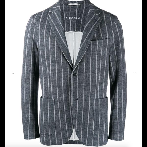 circolo colbert  l. grijs tricot