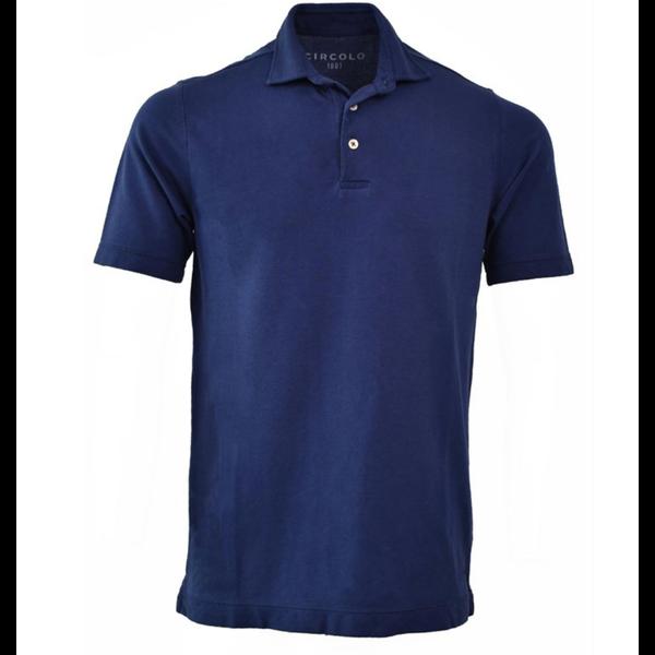 Circolo polo-shirt uni, div. kleuren
