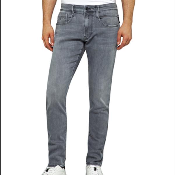 licht grijs jeans
