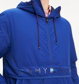 Tommy Hilfiger anorak kobalt blauw