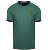 Lyle & Scott l&s ringer t-shirt z446