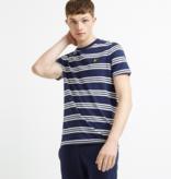 Lyle & Scott l&s multi stripe t-shirt