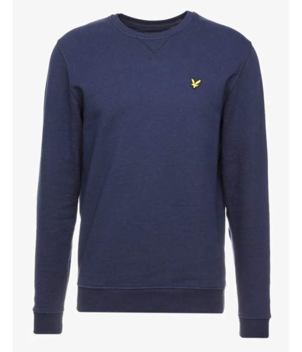 Lyle & Scott l&s ml424vtr crew neck z99 navy