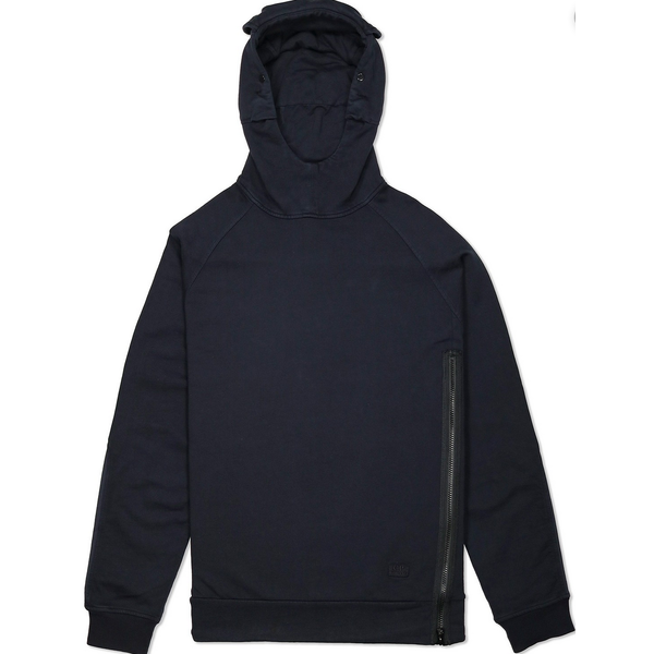 sweater d. blauw