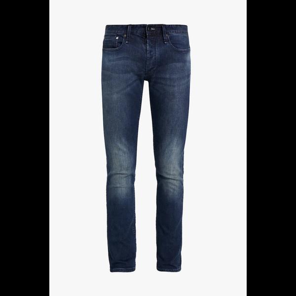 jeans dark blue razor