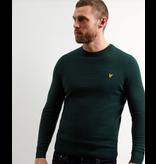 Lyle & Scott  crew neck cotton/merino jumper kn400vc