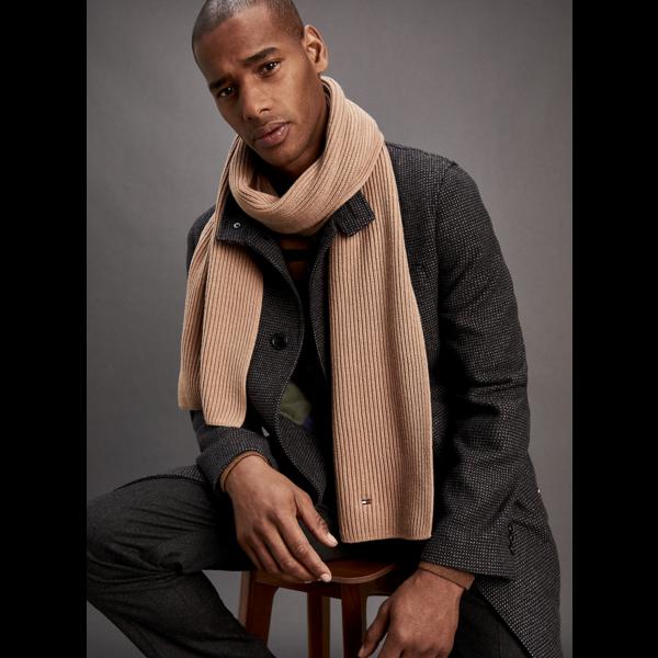 sjaal, 2 kleuren