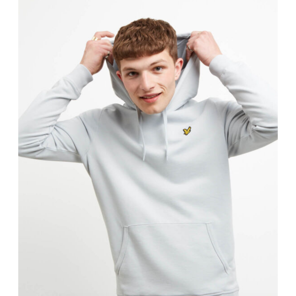 crew neck sweatshirt light silver