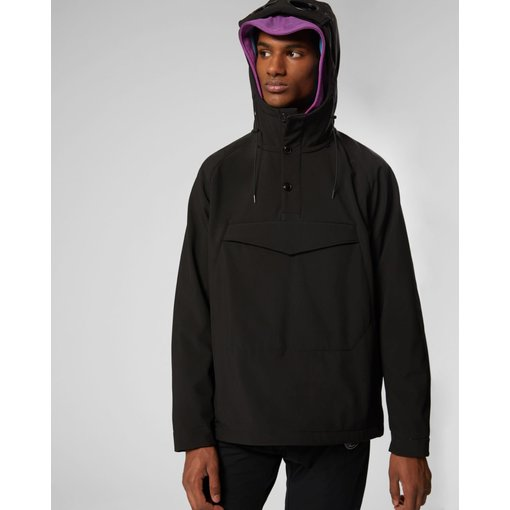 CP Company shell pull over goggle jack