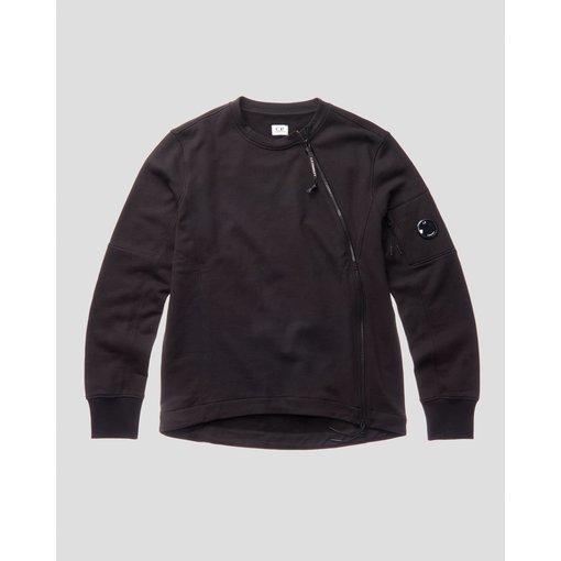 CP Company diagonal raised fleece sweater, 2 kleuren