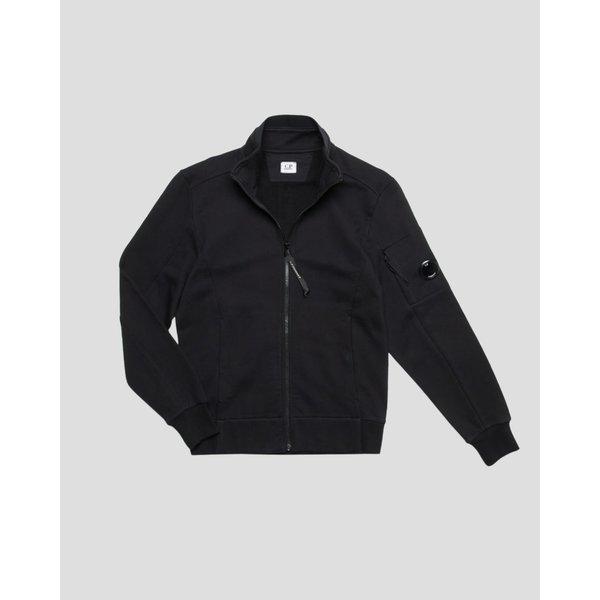 raised fleece zip sweater