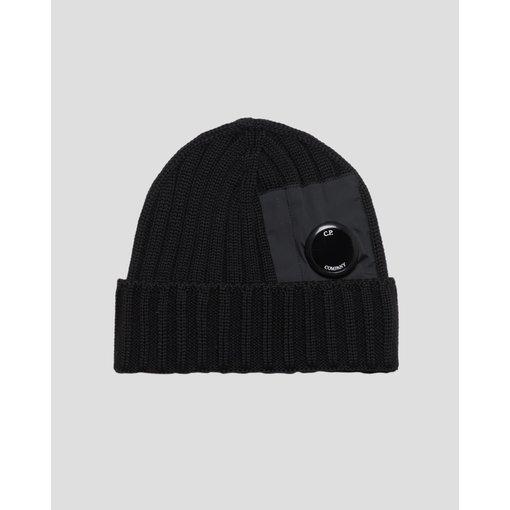 CP Company knit cap zwart