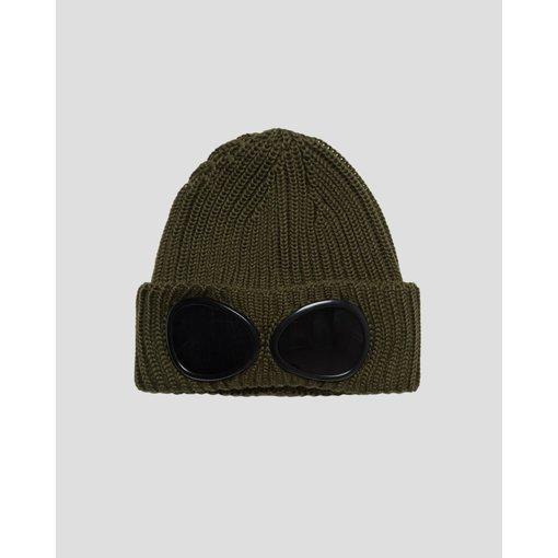 CP Company merino wol knit cap, 2 kleuren