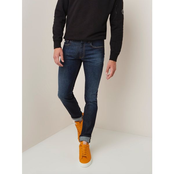 jeans stone blench