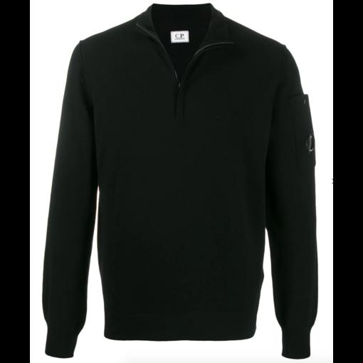 CP Company merino trui zwart