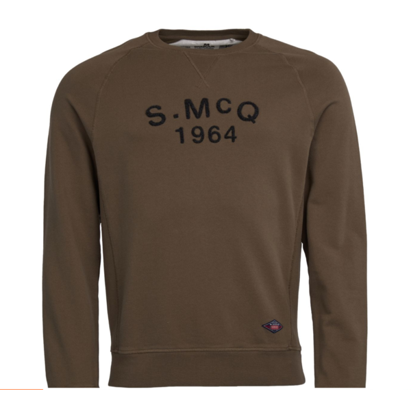 International Steve McQueen sweater