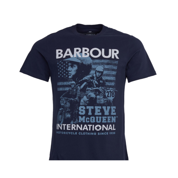 International Steve McQueen T-shirt