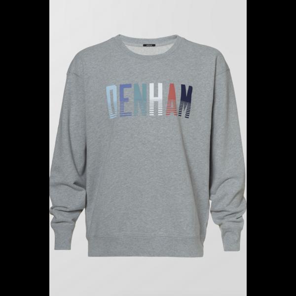logo sweater grijs