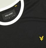 Lyle & Scott l&s ringer t-shirt z446