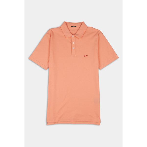 polo-shirt papaya pink
