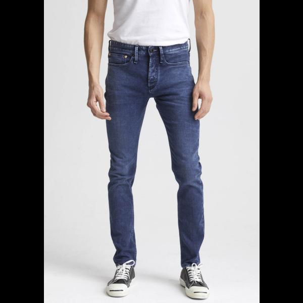 jeans bolt dark blue