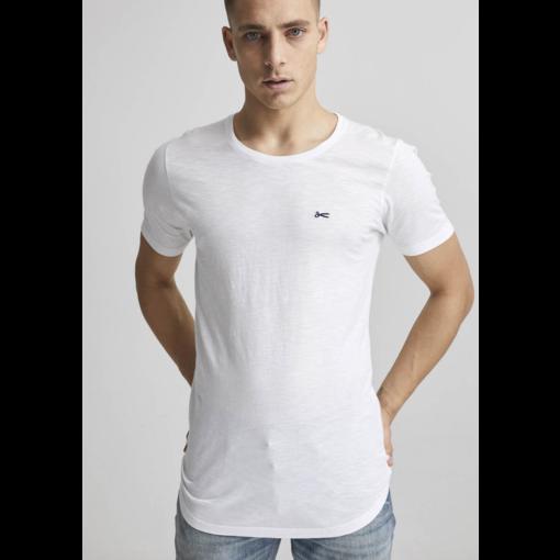 Denham t-shirt wit