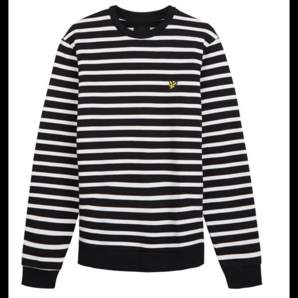 breton stripe sweatshirt, 2 kleuren