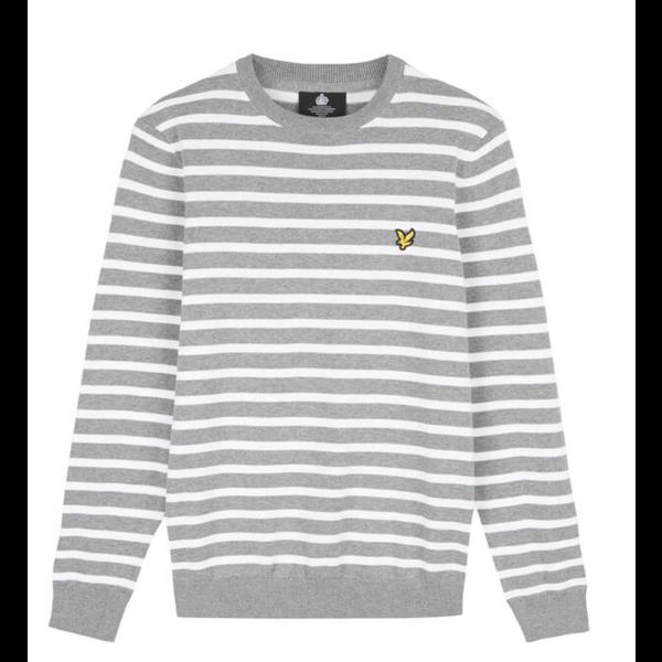breton stripe trui