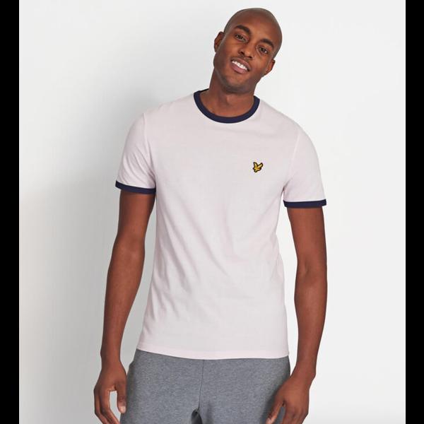 ringer t-shirt, 2 kleuren