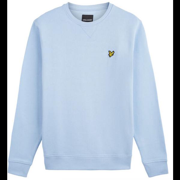crew neck sweatshirt, 2 kleuren