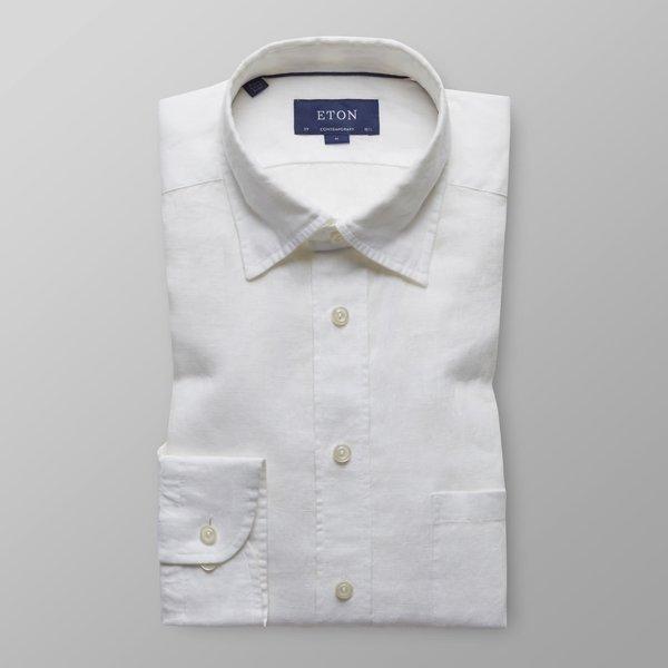 linnen shirt, div. kleuren
