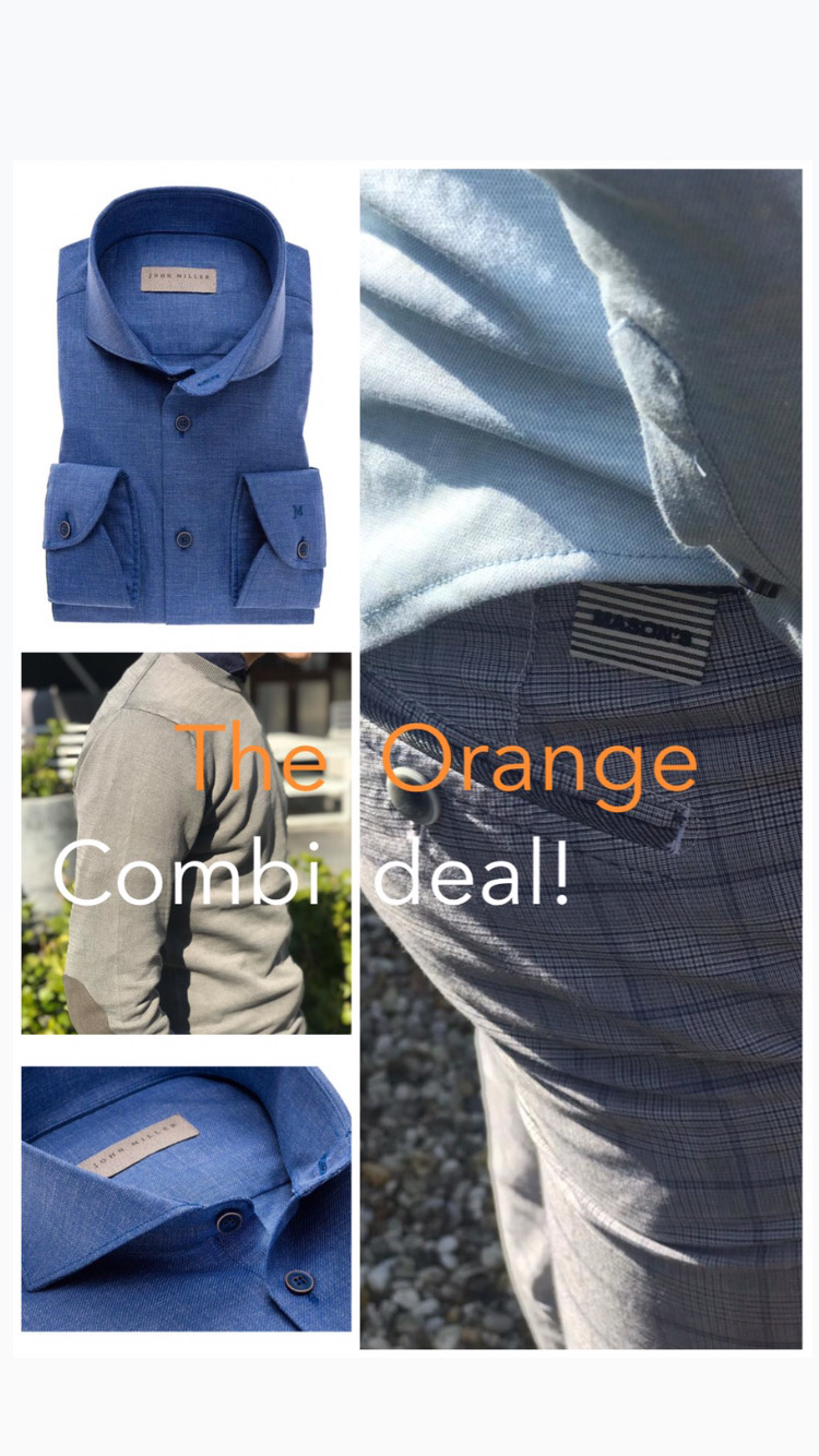 THE ORANGE COMBI DEAL !