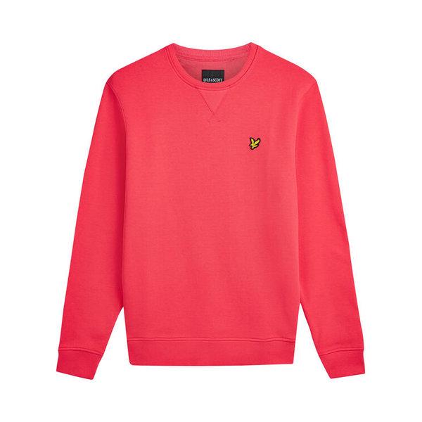 sweatshirt geranium pink