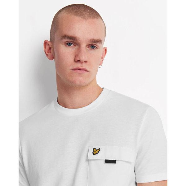 t-shirt met pocket