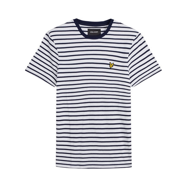 breton t-shirt, div. kleuren