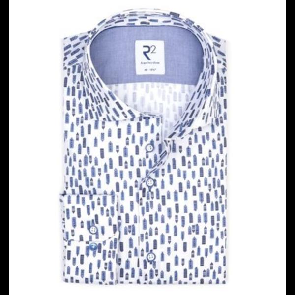 print dress-shirt