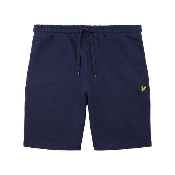 jogging short d. blauw