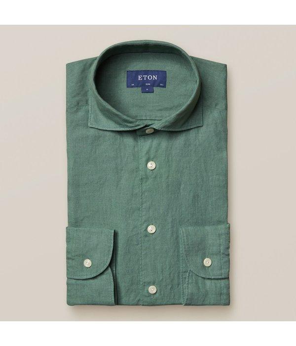 Eton linnen shirt, div. kleuren