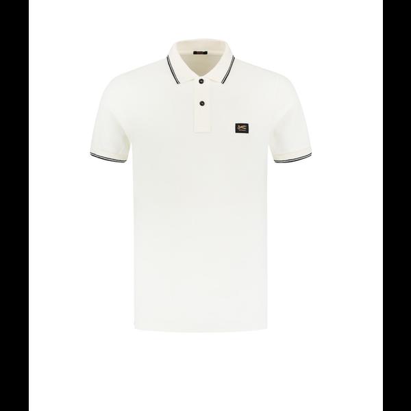 polo-shirt ecru