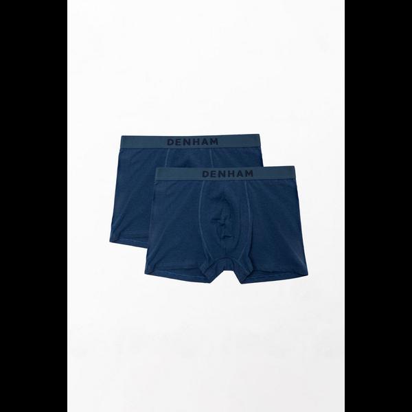 boxershorts 2 pack d. blauw