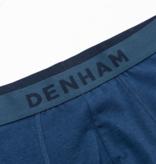 Denham boxershorts 2 pack d. blauw