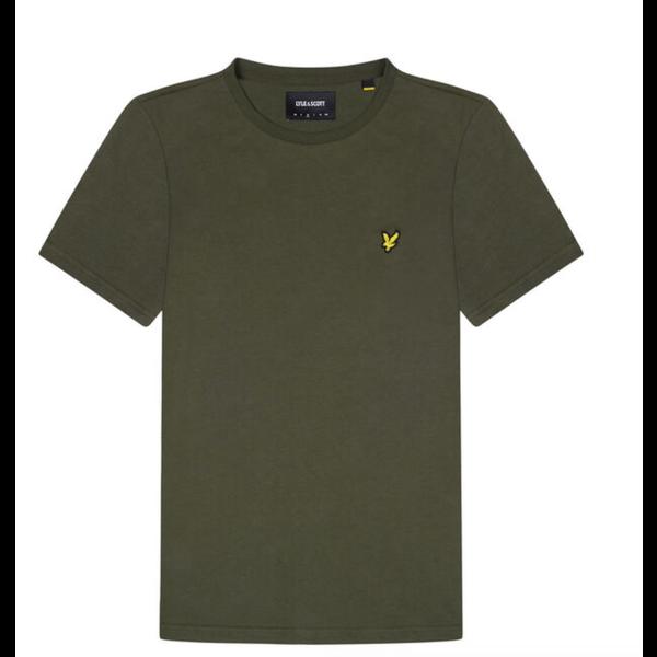 uni t-shirt, div. kleuren