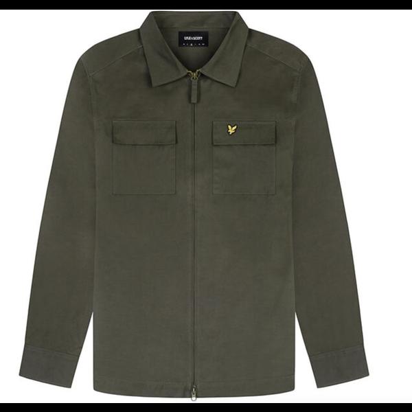 overshirt groen