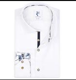 R2 dress-shirt wit print