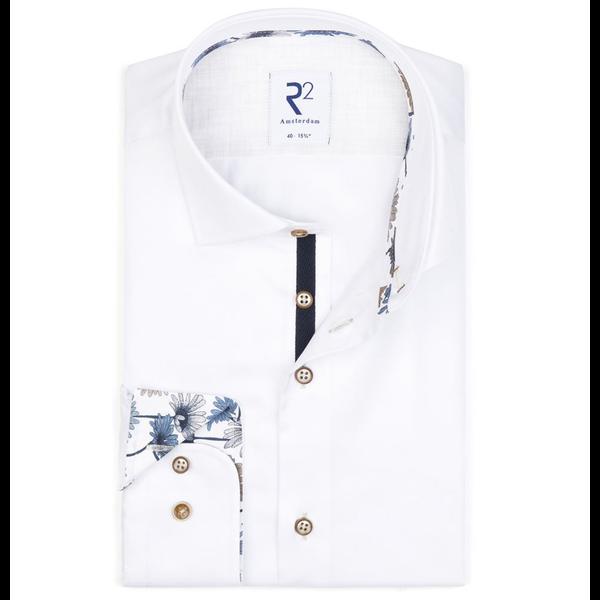dress-shirt wit print