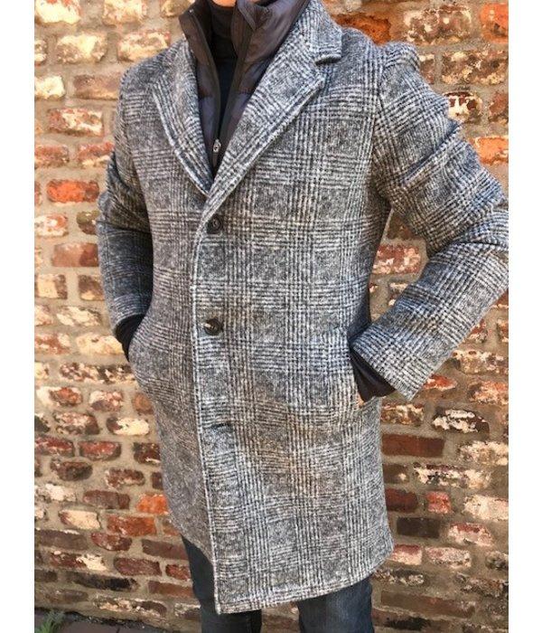 Mason's coat grijs l. grijs